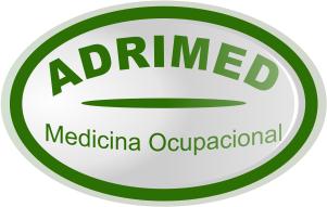 Adrimed Medicina Ocupacional Logo